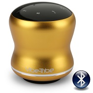 Mamba vibe-tribe bluetooth vibration resonance speaker lemon yellow 01
