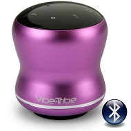 Mamba vibe-tribe bluetooth vibration resonance speaker orchid purple 01