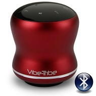 Mamba vibe-tribe bluetooth vibration resonance speaker red 01