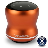 Mamba vibe-tribe bluetooth vibration resonance speaker tango orange 01