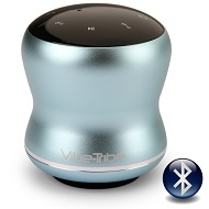 Mamba vibe-tribe bluetooth vibration resonance speaker tiffany blue 01